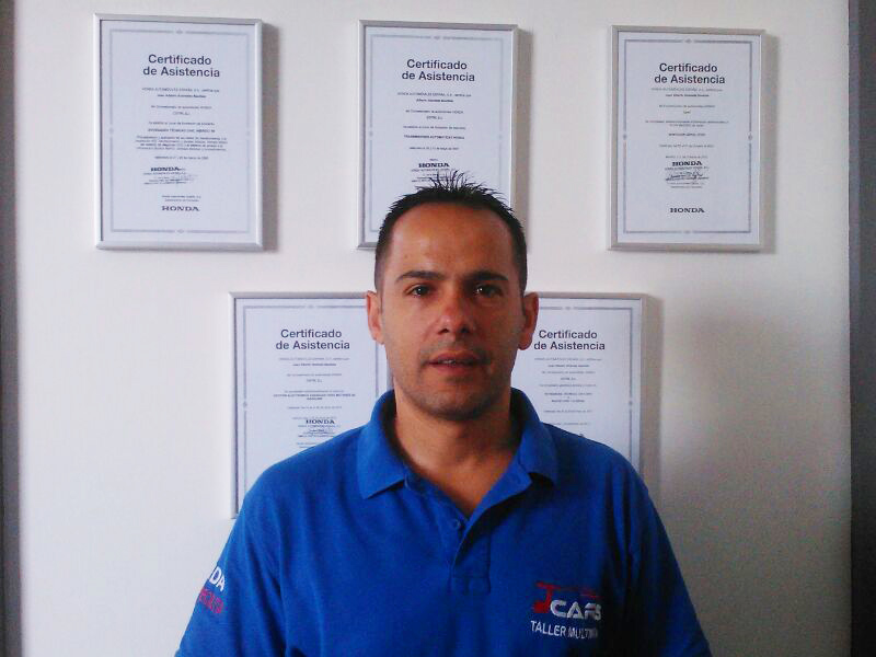 Juan Alberto Andrades