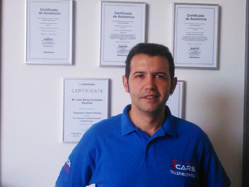 Jose María Andrades